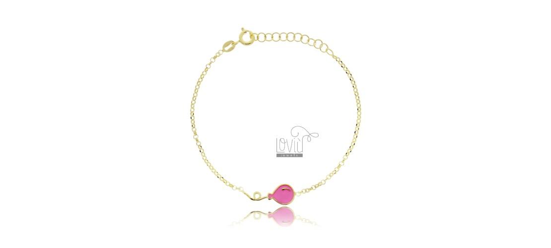 Bracelets with Enamel