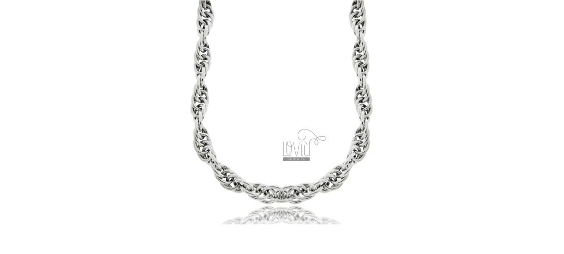 Chain necklaces